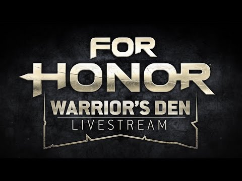 Warrior's Den Weekly Livestream - April 21st