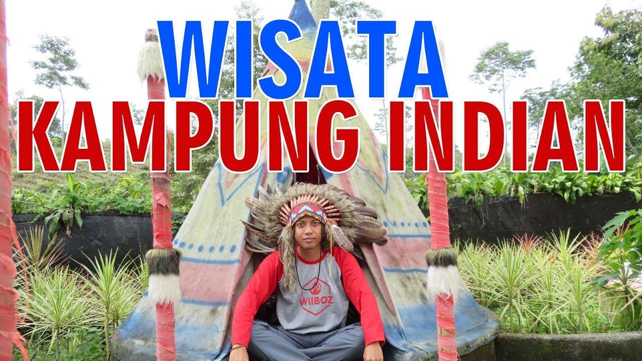 Wisata Kampung Indian Desa Sempu Kecamatan Ngancar Kabupaten