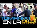 ► Tomando en la Calle | Engañando Policias