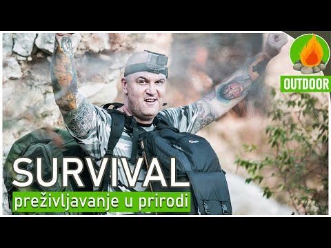SURVIVAL - Oprema Za Kampiranje & Preživljavanje U Prirodi