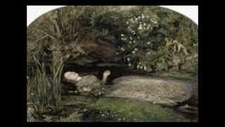 Ophelia *  John Everett Millais (Video Art)