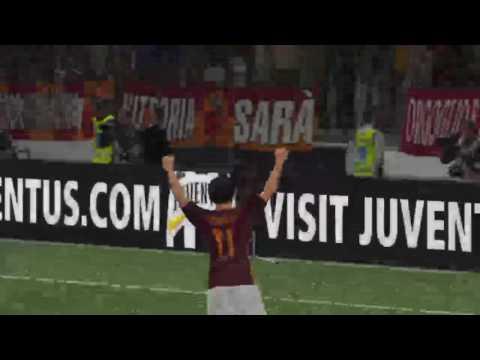As Roma vs Juventus Fc