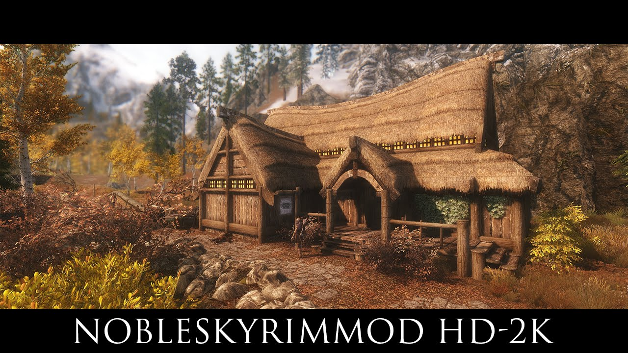 skyrim hd 2k textures compatibility