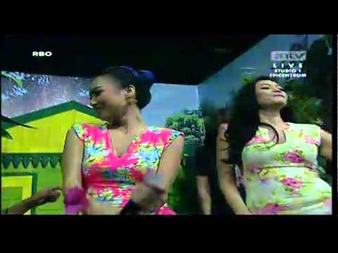 DUO ANGGREK Live At Pesbukers (23-04-2013) Courtesy ANTV