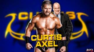 "2013: Curtis Axel Theme Song - ""Reborn"" - WWE"