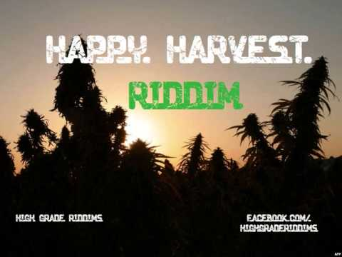 Happy Harvest Riddim Instrumental / Version (June 2015)