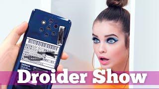 Презентация Pixel 3, Huawei накручивает ТЕСТЫ, Nokia на 5 КАМЕР | Droider Show #381