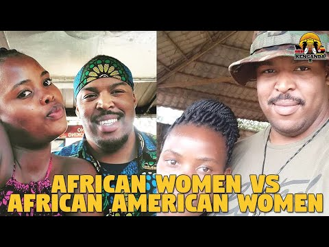 Differences Between Dating African Women vs African American Women? (King Obutunda)