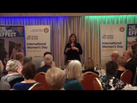 Sarah Brown International Womens Day Brunch Draft v1