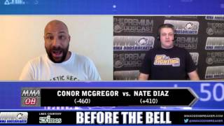 Before The Bell with Nick Kalikas and Frank Trigg - UFC 196
