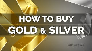 ✨ How to Buy Gold and Silver | Practical Guide