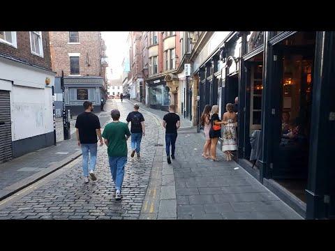A walk in Newcastle (Saturday)