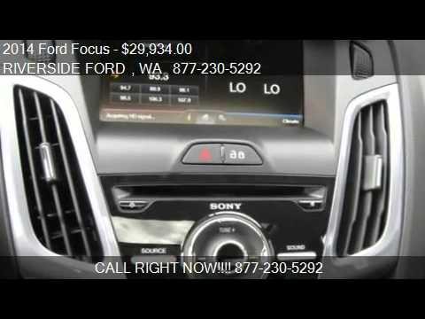 2014 Ford Focus Titanium - for sale in SUMNER, WA 98390