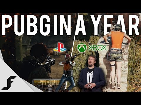 PUBG IN A YEAR - What will the game be?
