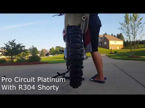 Pro Circuit 04 Honda CR125 Platinum Pipe 2-Stroke