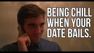 Watch This Guy Struggle To Stay Cool When His Date Bails Will Make You Cry-Laughing