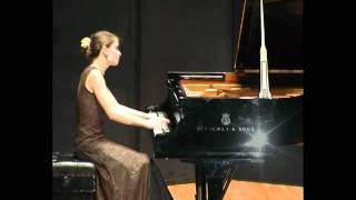 Scharwenka Polish Dance OP 3 No 1 : Evelina Puzaite