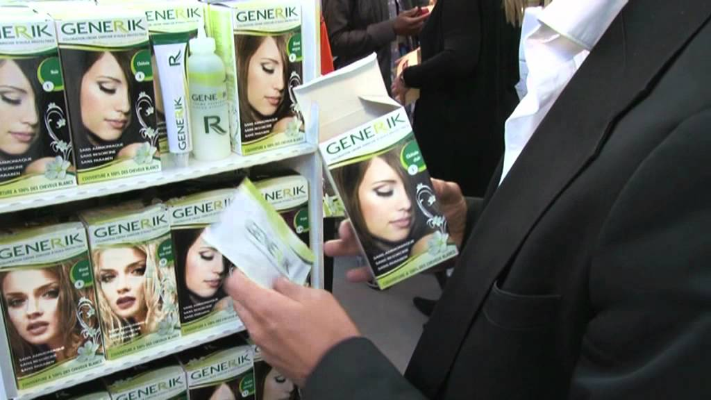beaut slection paris 2011 generik bruno mocher youtube - Coloration Generik