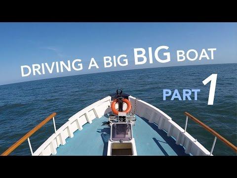 Driving a Big BIG BOAT - part 1
