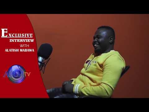 """EXCLUSIVE NA  """"ALATISH MABAWA"""" KUHUSIANA NA NGOMA YAKE MPYA"""