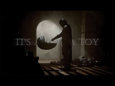 The Mandalorian and 'Baby Yoda' | It's not a toy