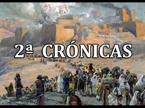 Resultado de imagen de segundo libro de cronicas