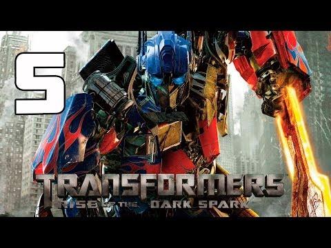 Transformers Rise of the Dark Spark Walkthrough Parte 5 Capitulo 5 Gameplay Español PC/PS4/XboxOne