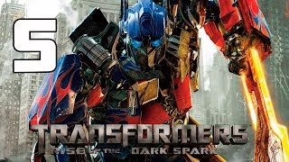 Transformers Rise of the Dark Spark Walkthrough Parte 5 Capitulo 5 Gameplay Español PC/PS4/XboxOne