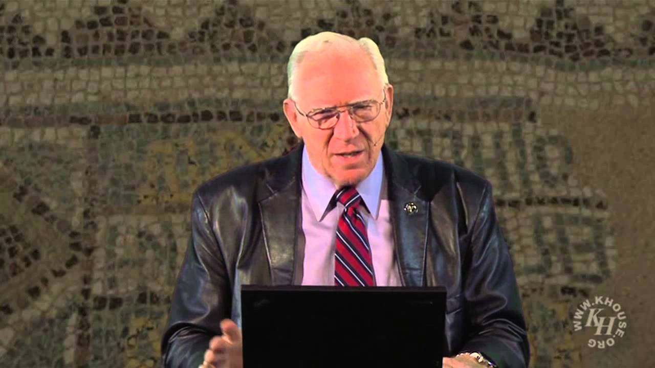 The Meaning of Prayer - Chuck Missler - YouTube