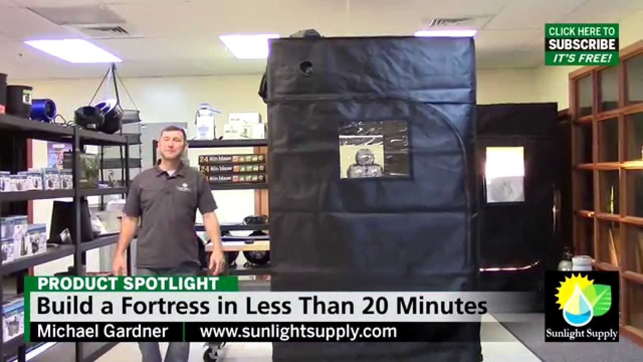 Build a Sun Hut Fortress in 20 Minutes & Build a Sun Hut Fortress in 20 Minutes - YouTube