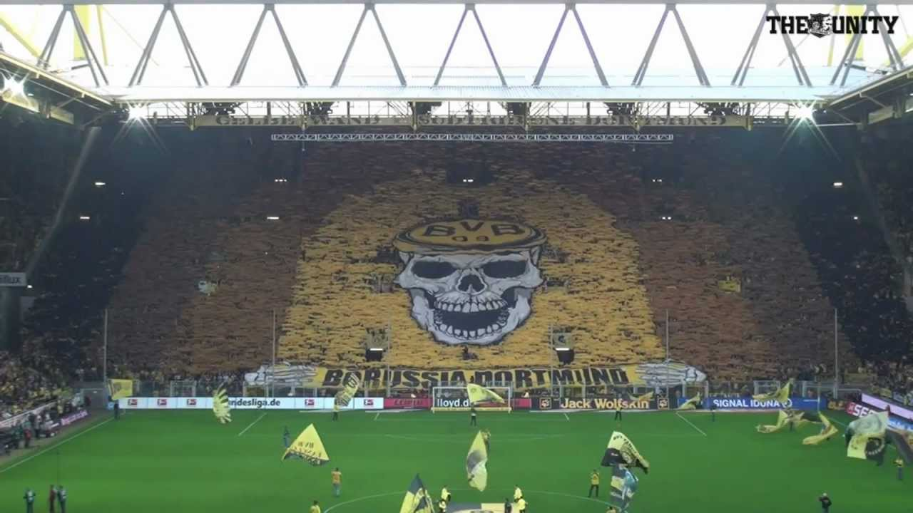 Borussia Dortmund - bis in den Tod! CHOREO TU Video