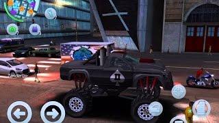 Gangstar Vegas [Gangstar 4] E-Man Monster Truck.