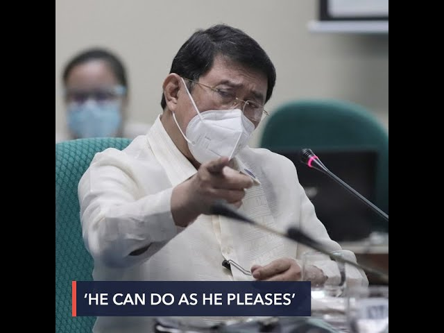 Malacañang after Mon Tulfo's illegal vaccination: He can do as he pleases