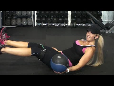 for women build core strength with this fast core workout