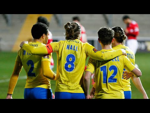 Torquay Solihull Goals And Highlights