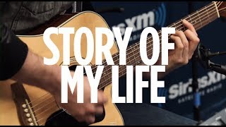 "The Summer Set ""Story Of My Life"" One Direction Cover Live @ SiriusXM // Hits 1"
