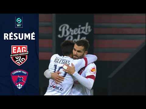 Guingamp Clermont Goals And Highlights