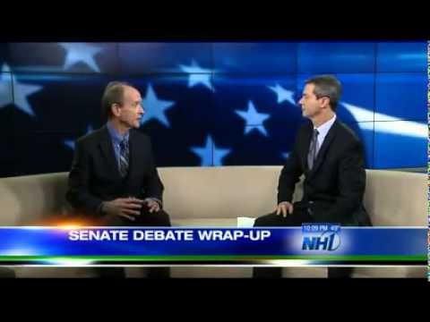 Kevin Landrigan On Jeanne Shaheen's Debate Performance: She Looked 'Irritated' & 'Frustrated'