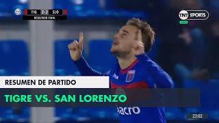 Resumen de Tigre vs San Lorenzo (2-2) | Fecha 1 - Superliga Argentina 2018/2019
