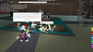 SERVER DANCES TOGETHER!!!! Roblox Mocap dancing