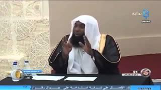الحلقة الأولى الشيخ بدر المشاري درس السيرة النبوية