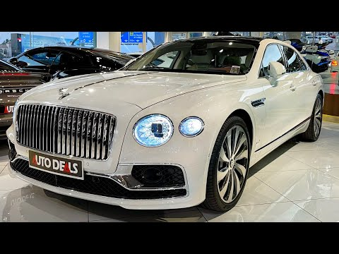 2022 Bentley Flying Spur: Luxurious Than Rolls-Royce Ghost?