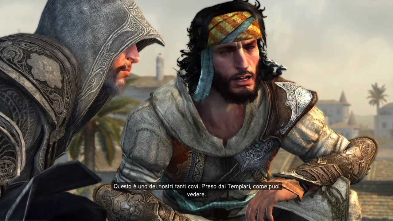 Assassin S Creed Revelations Ep 6 Aiutiamo Yusuf Youtube