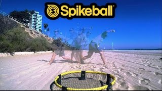 Spikeball Tips: Serving