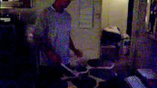 Reggae tenor drums by JC