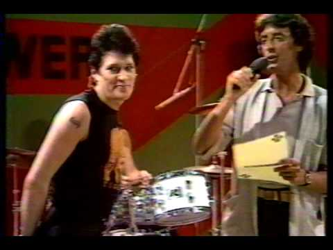 Herman Brood - Blew my cool over you (bij Klassewerk) 2/2