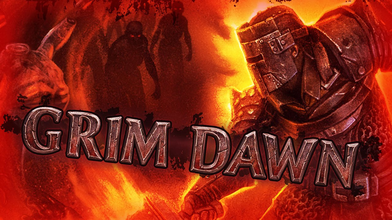 Grim Dawn - The Retaliator (Build 26) (Soldier+Occultist=Witchblade