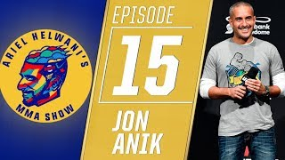 Jon Anik dives into the preparation of a UFC broadcast   Ariel Helwani's MMA Show   ESPN