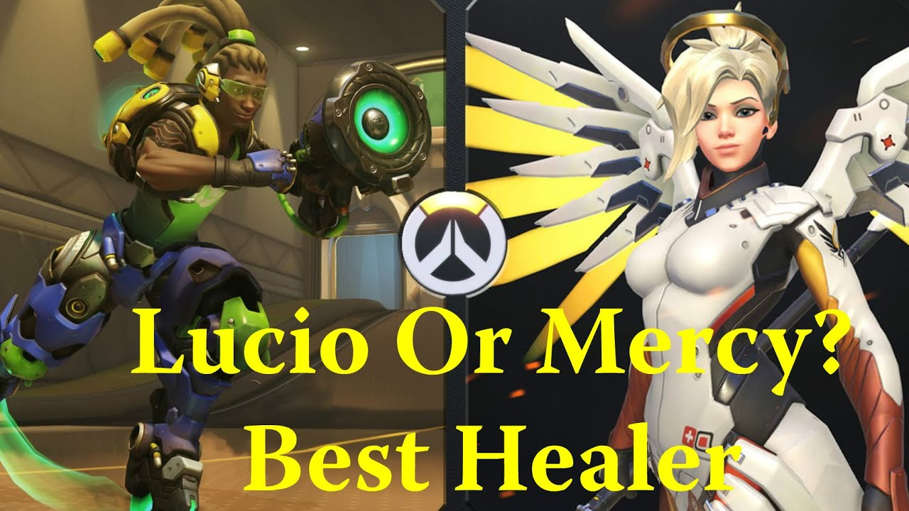 overwatch how to play healer
