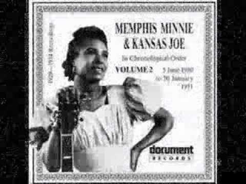 1205 Memphis Minnie & Kansas Joe - What's A Matter With The Mill